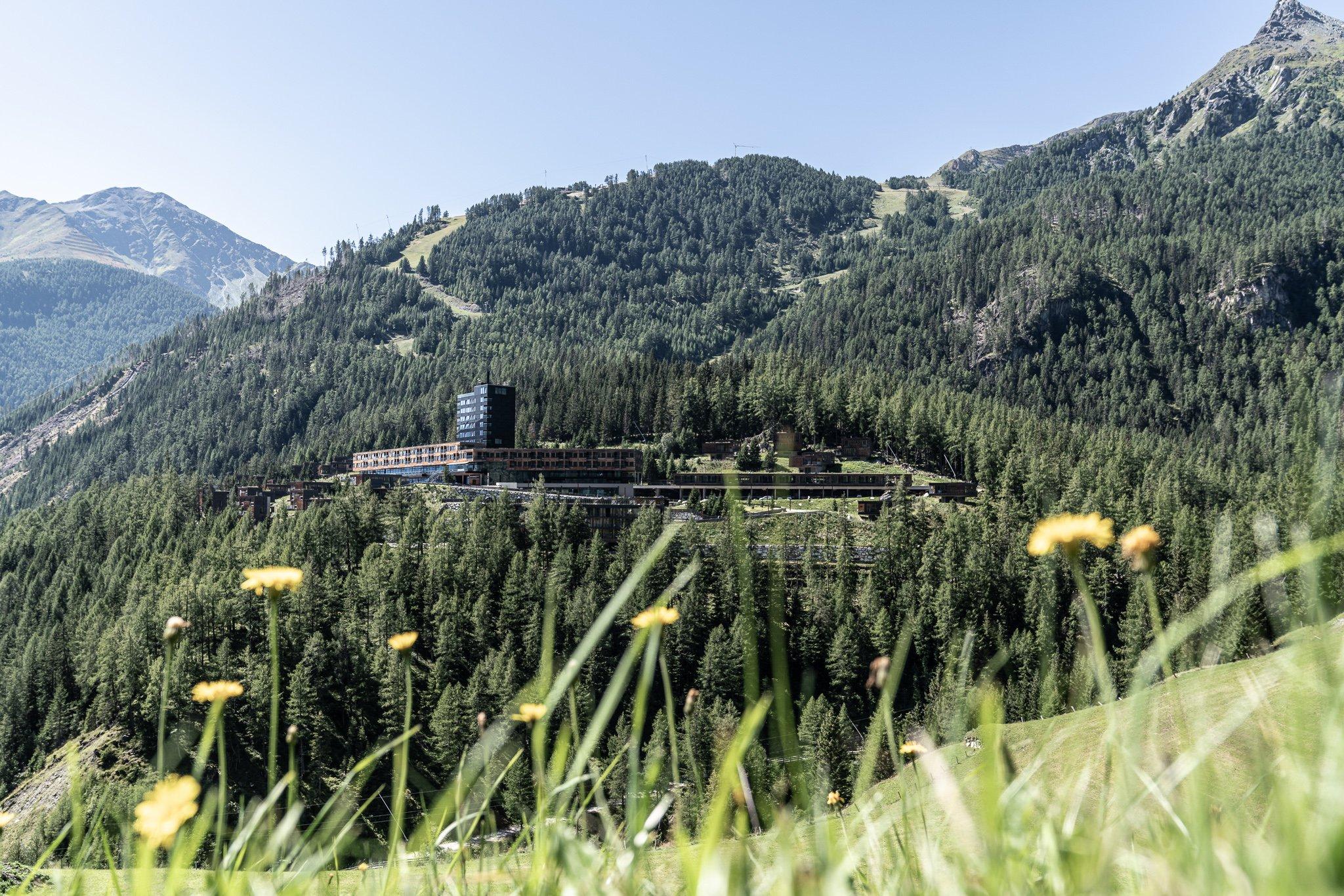 Gradonna ****S Mountain Resort Châlets & Hotel