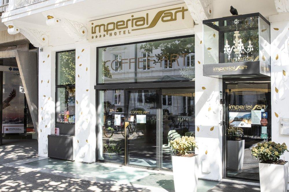 Hotel Imperial Art, Merano, Meran, hotel